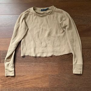 Polo Ralph Lauren Cropped Top